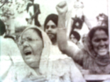 Sikh Protest in Kolkata