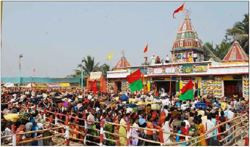Information about Fairs of India CHANDRABHAGA MELA
