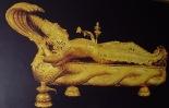 The Golden Padmanabha of Sree Padmanabha Temple of Thiruvananthapuram