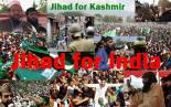 Jihad for kashmir Jihad for India