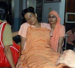 Hindu saints are being tortured in India under mere suspicions  Is