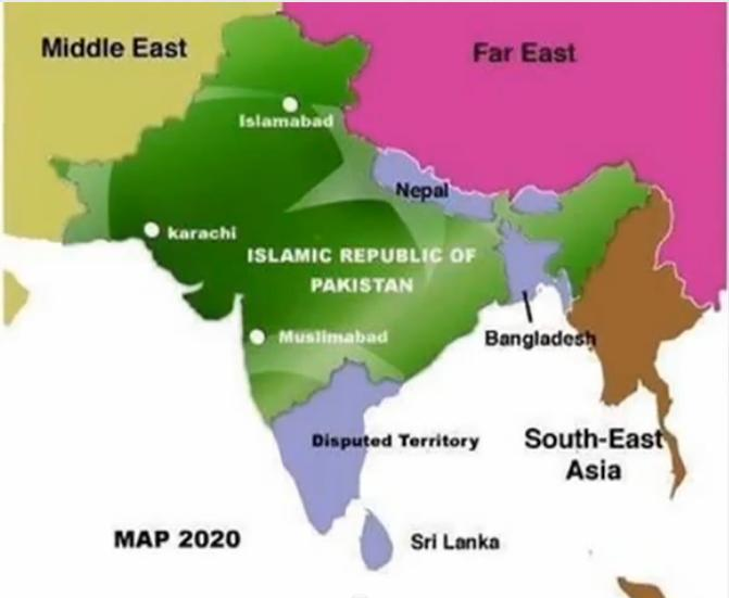 Isi Plan For Ethnic Cleansing Of Hindus From India Attempt To Merge