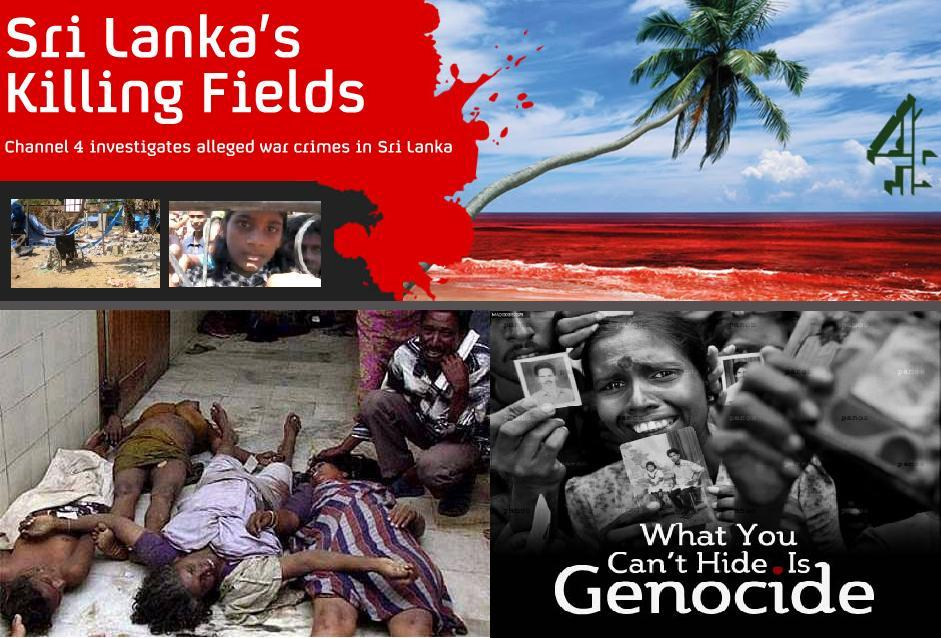 genocide in sri lanka The civil war in sri lanka is receding from the international headlines, as crises in iran and celebrity deaths occupy the media's limited space and attention-span.