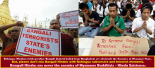 Don't mix up Bangla Hindus with Rohingya Muslim Terrorists in Myanmar