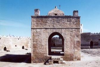 Atishgah temple in Baku