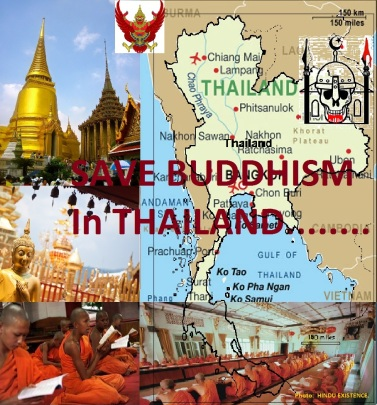Save Buddhism in Thailand