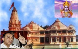 Swamy on Janmabhoomi