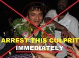 Arrest Akbaruddin
