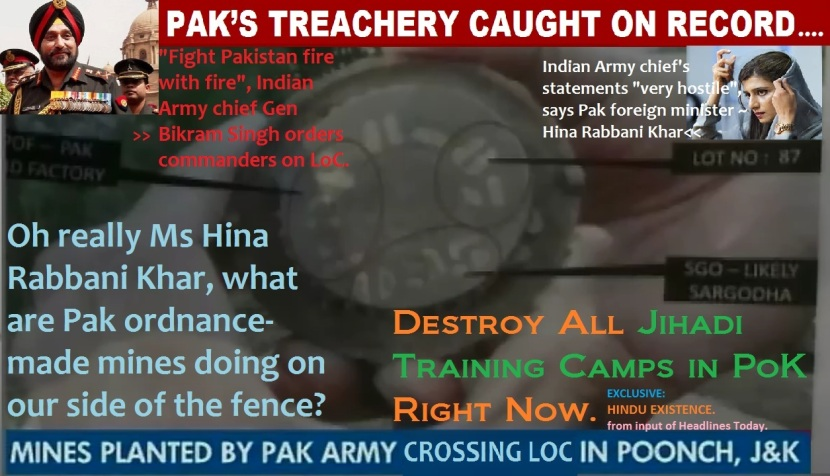 Destroy all Jihadi Training Camps in Pak
