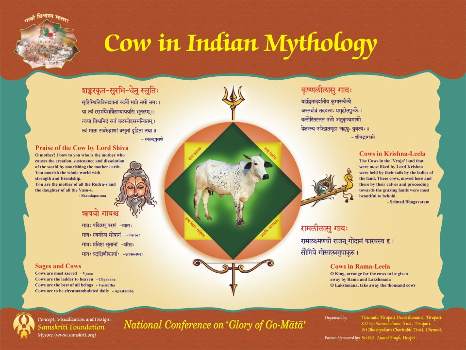 cow essay in tamil