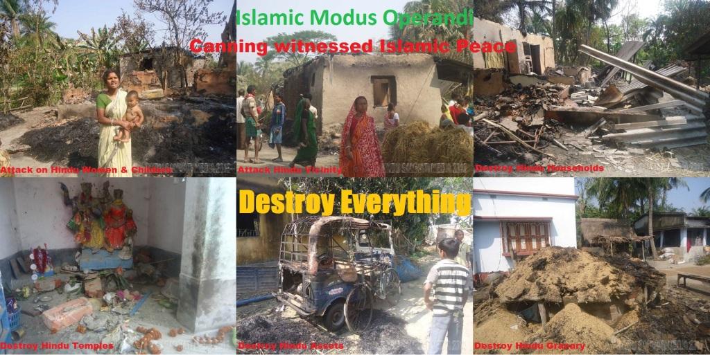 Canning - Islamic Modus Operandi