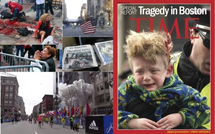 Tragedy in Boston Marathon - Terror looms