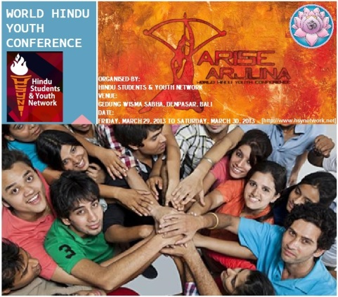 World Youth Hindu Conference, Bali