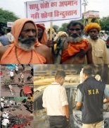 False allegation against Hindu saints