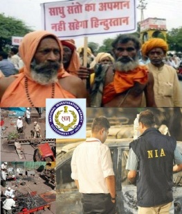 False allegation against Hindu saints
