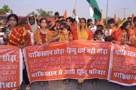 pakistan  hindus in new delhi