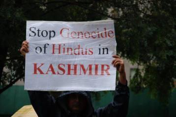 Save Kashmir Hindus