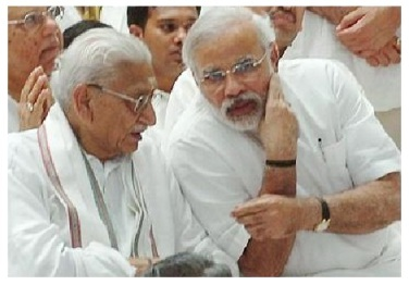 Ashok Ji - Modi Ji