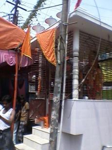 Bajrangbali Temple Inda Kharagpur