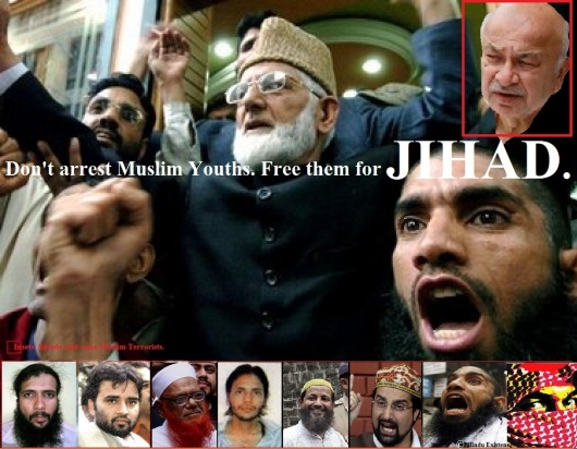 Don't arrest Muslim Youth. Free them or Jihad.