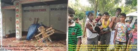 Attack upon Hindus in Bangladesh