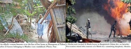 BD Persecution on Hindu Minorities