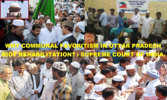 Supreme Court on Mujaffarnagar Riot rehabilitation