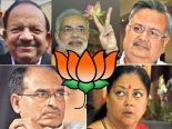 BJP's Win in Four States