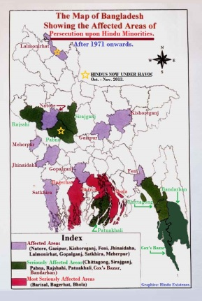 Persecution upon BD Hindu Minorities