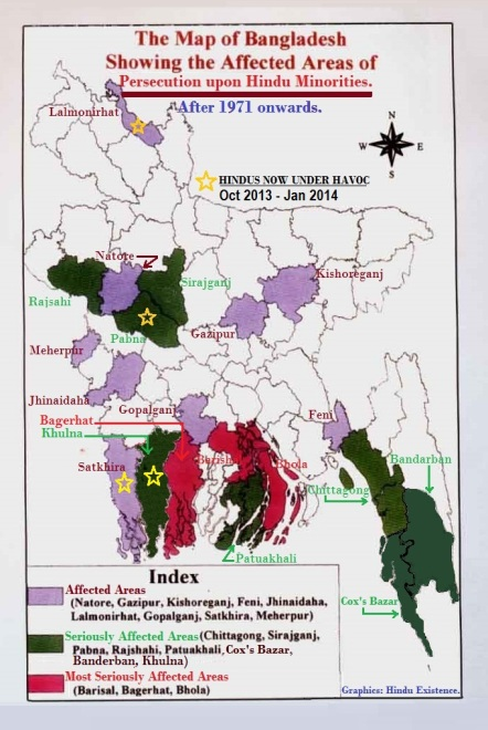 BD Hindus Current Persecution