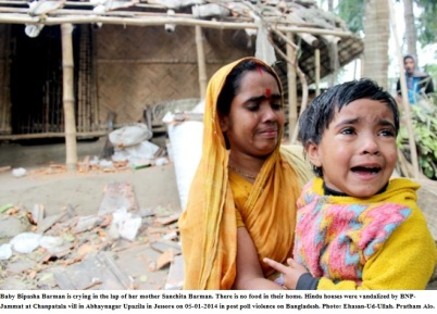 Terror on Hindus in BD 0