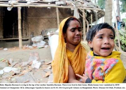 Terror on Hindus in BD 0