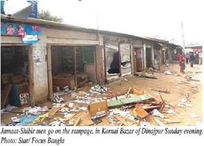 Terror on Hindus in BD II