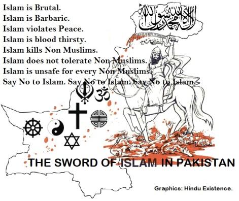 THe Sword of Islam in Pakistan