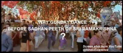 Gunday - Dakshineswar RK Sadhan Peeth