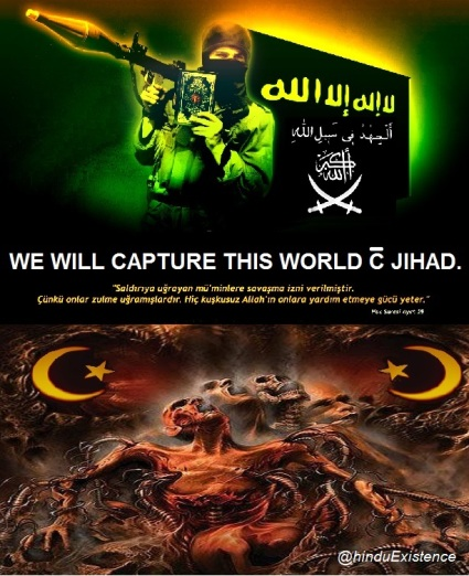 capture dis world with jihad