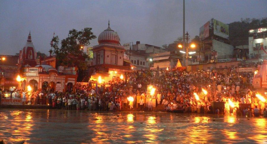 Haridwar Ganga Aarti