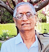 Sri Yellapragada Sudershan Rao - Historian and Indologist.