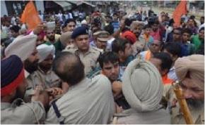 Amritsar Protest
