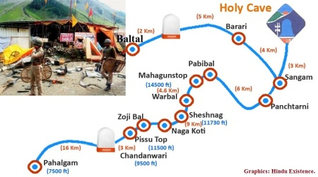 Baltal Clash in Amarnath Yatra