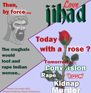 Love Jihad - True Meaning.