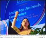 India for Animal Conference, Jaipur, 12-14 Sept 2014