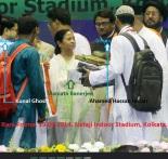 Rare Frame. 19.06.2014.  Kunal-Mamata-Imran in NIS.