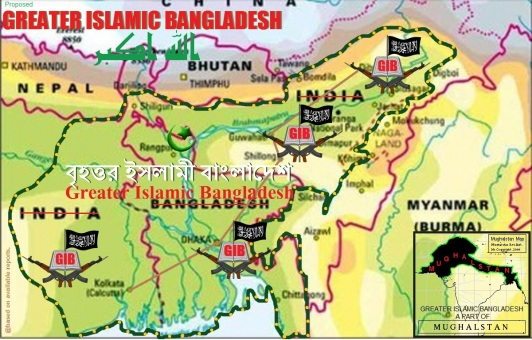 Greater Islamic Bangladesh