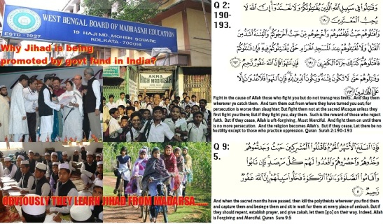 Jihad in Madarsa