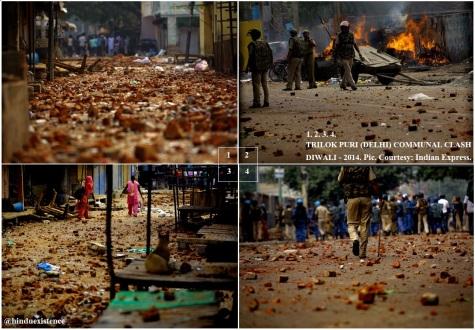 Trilokpuri Communal Clash