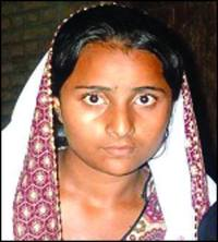 Anjlee Meghwar was abducted from her home in Pakistan by Muslim miscreants on Oct 23rd, 2014