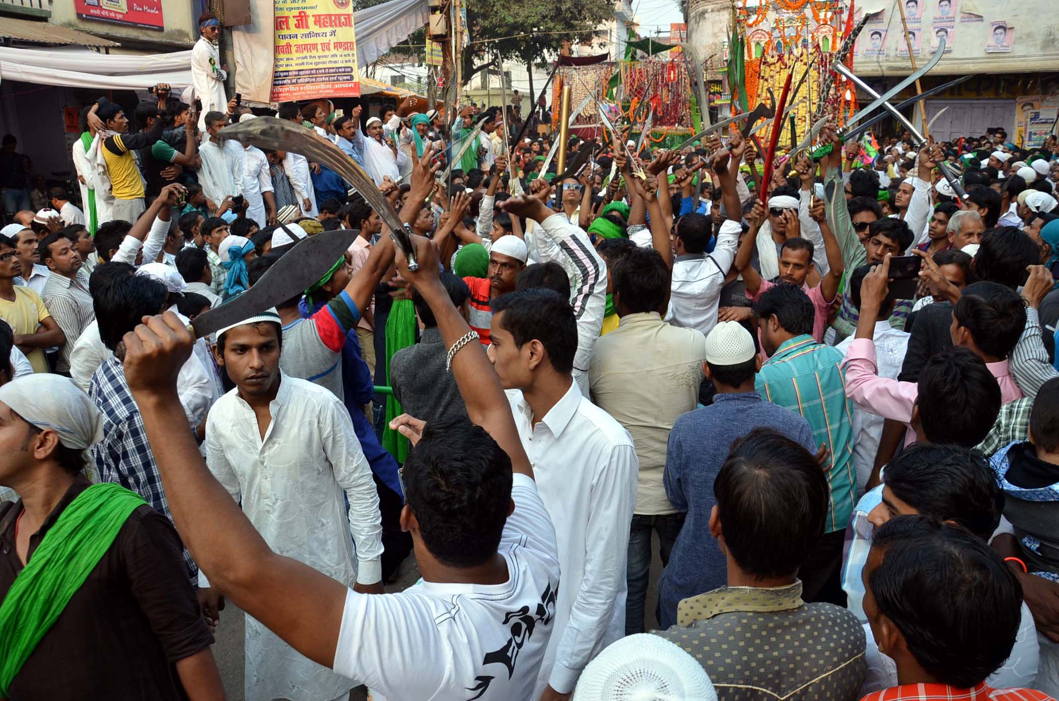 Rss: Madras High Court Restricted 'lathi' (sticks) In Tamil