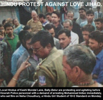Hindu Protest against Love Jihad