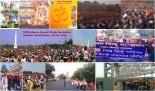VHP Subarno Jayanti Hindu Maha Sammelan - Kolkata - 20 Dec 2014